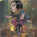 [REVIEW] IN 'DARK KNIGHT RETURNS: THE GOLDEN CHILD #1' THINGS GET POLITICAL. REALLY POLITICAL.