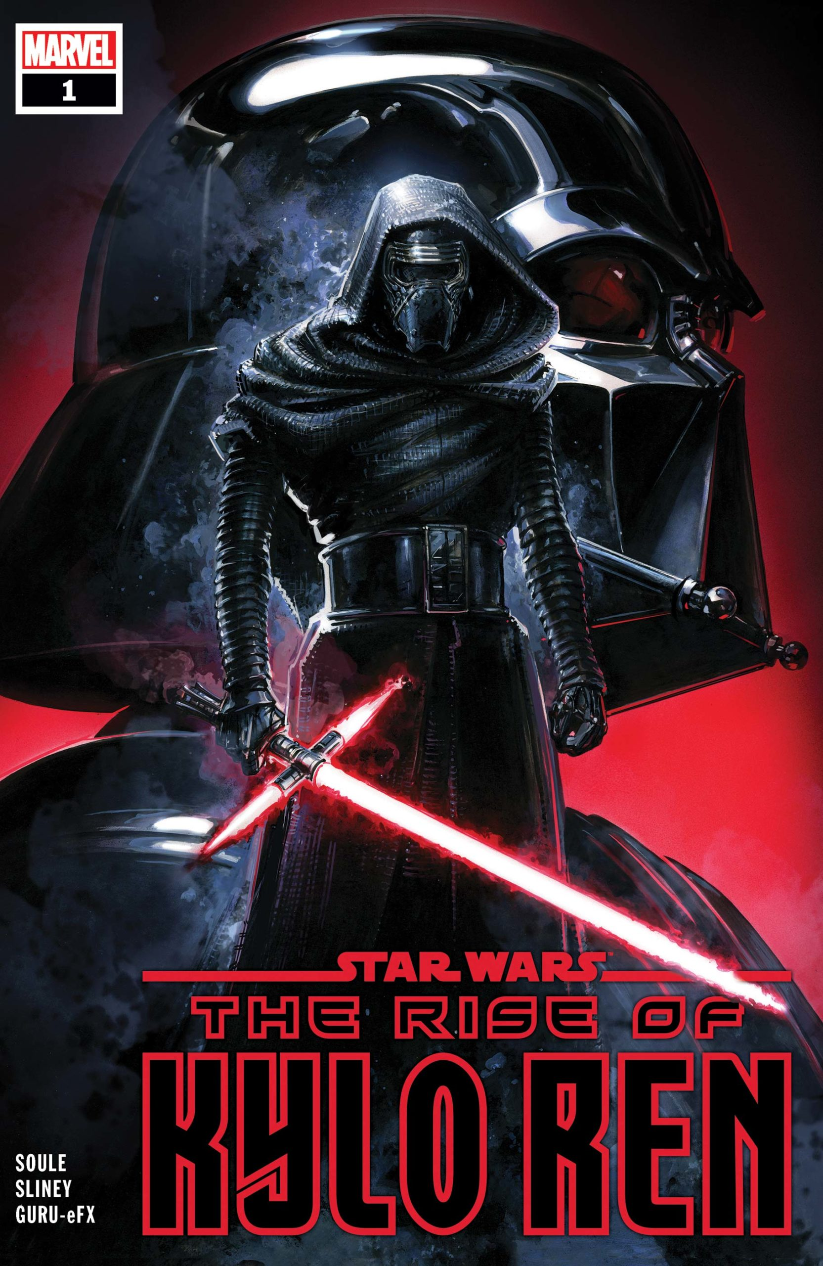 Star Wars: The Rise of Kylo Ren #1