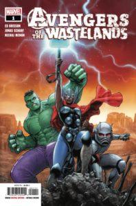 avengers of the wasteland