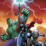 [REVIEW] AVENGERS OF THE WASTELAND #1