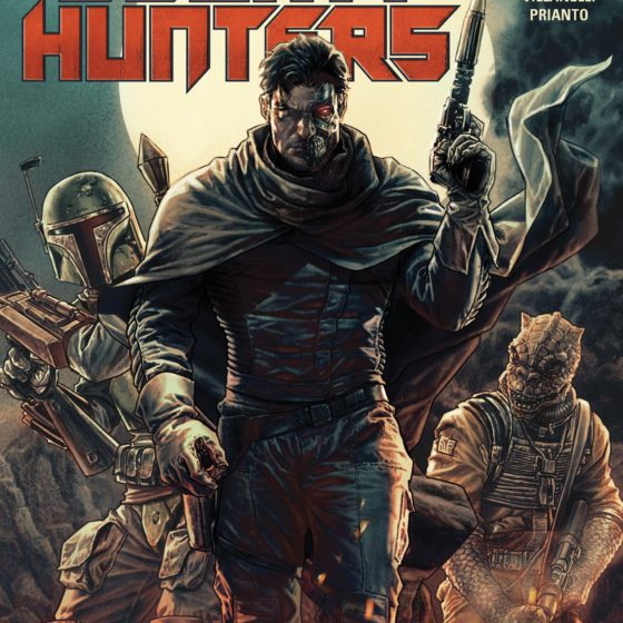Bounty Hunters #1