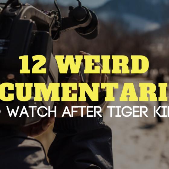 Weird Documentaries Header