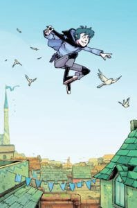 Wynd #1 Cover