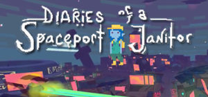 Diaries of a Spaceport Janitor Title