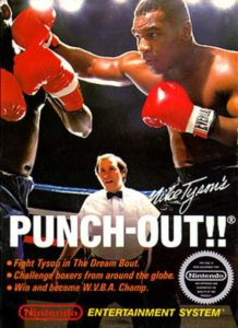 Mike Tyson Punch-Out Title