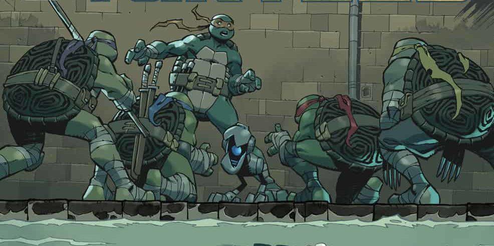 Teenage Mutant Ninja Turtles #106