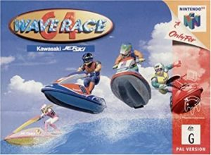 WaveRace 64 Cover